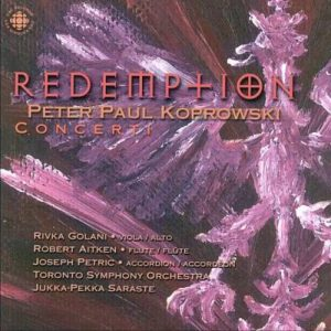 Redemption - concerti by Peter Paul Koprowski