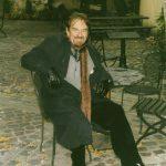 photo of Peter Koprowski in Krakow, 2001