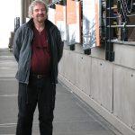 photo of Peter Koprowski in Paris, 2009